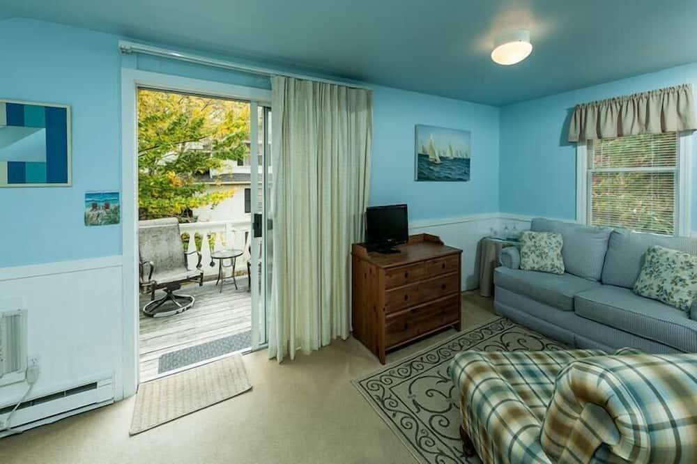 Suite, 1 très grand lit - Balcon