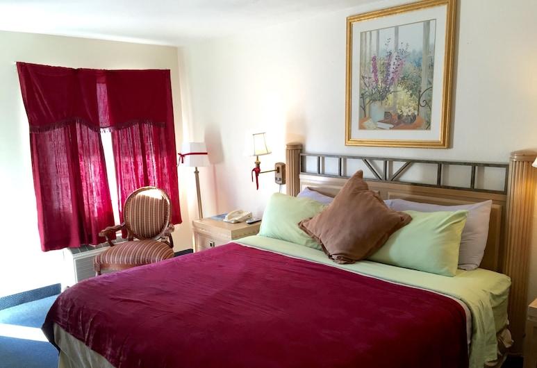 Jasmine Garden Inn, Lake City, Room, 1 King Bed, Non Smoking (Jacuzzi Room 101), Guest Room