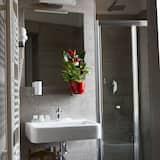 舒適雙人房單人入住 - 浴室