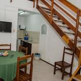 アパートメント 1 ベッドルーム 簡易キッチン - リビング エリア