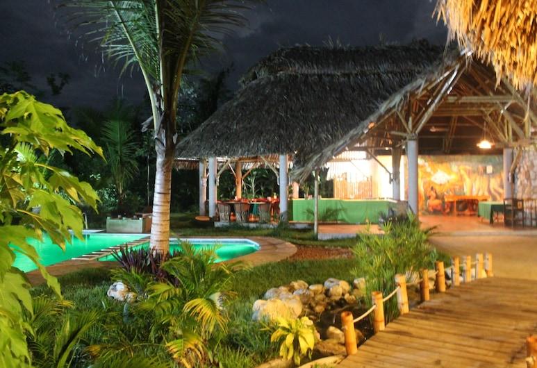 Axkan Arte Palenque, פלנקה, שטחי הנכס