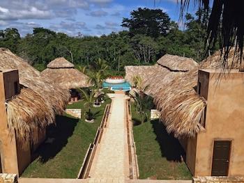 Selline näeb välja Axkan Arte Palenque, Palenque