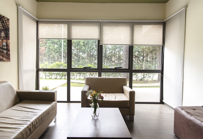 كاسا كامبوس  بيلار, بريسيدنتي ديركي, شقة إستديو واسعة, غرفة معيشة