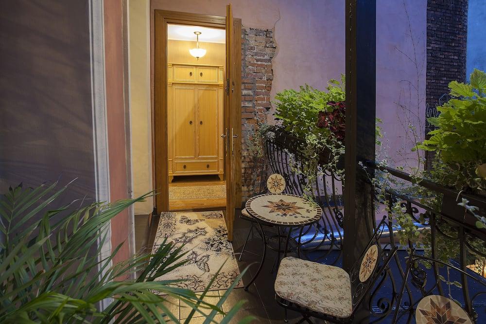 Deluxe Apartment, 1 Bedroom - Pemandangan Taman