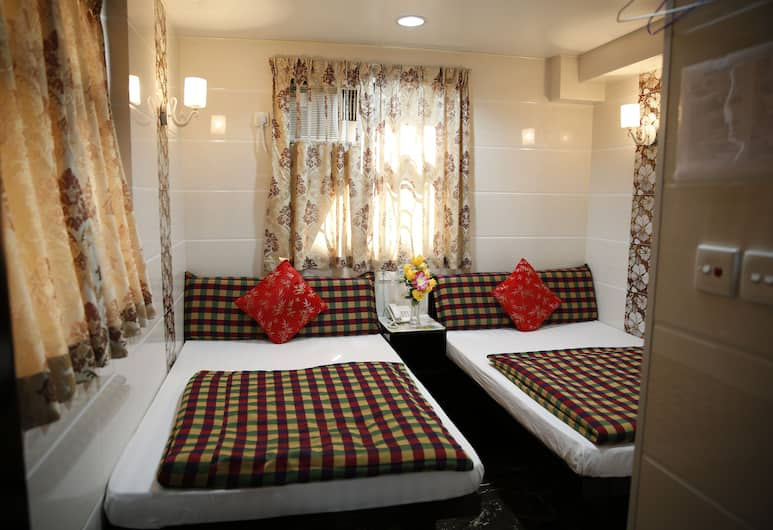 荷蘭賓館, 九龍, 標準四人房, 2 張標準雙人床, 客房