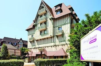 도빌의 오텔 피에르 & 바캉스 프레미엄 라 빌라 갸르데니아 사진