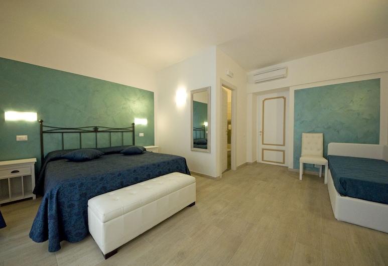 Alangià Inn, Roma, Camera tripla, Camera