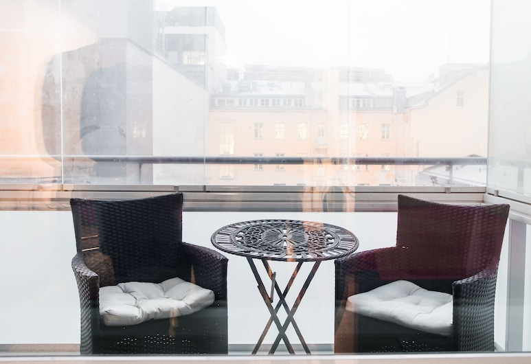 Apartment Hotel Tampere MN, Tampere, Large Superior Apartment, 1 Bedroom, Balcony