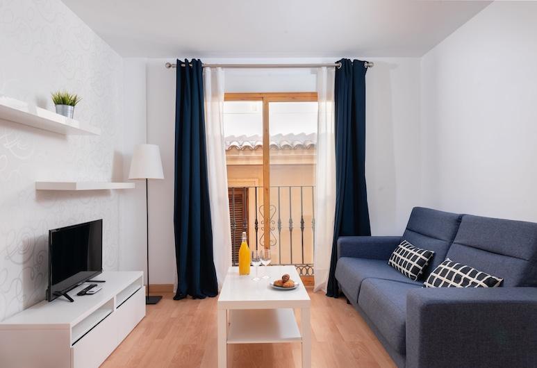 アパルタメントス グローバス, Alicante, アパートメント 1 ベッドルーム, 部屋