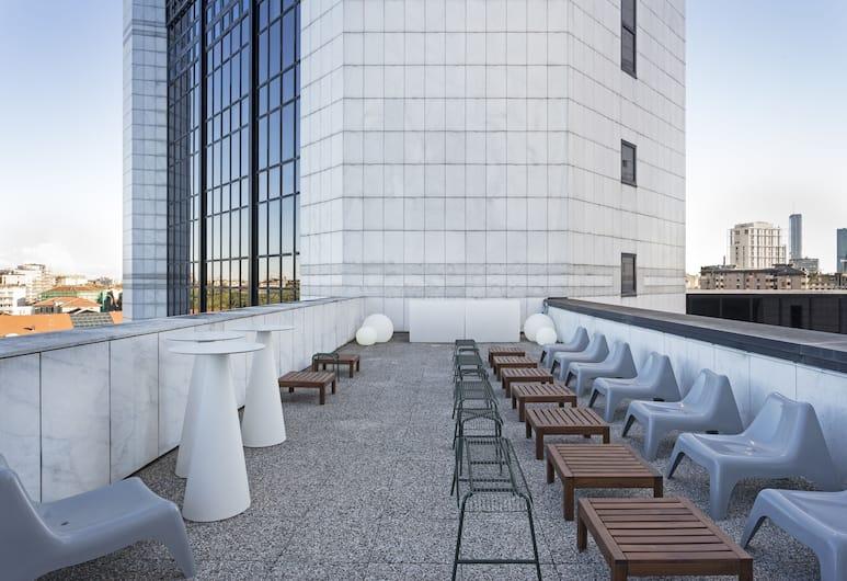 B&B Hotel Milano Cenisio Garibaldi, Milan, Terrace/Patio