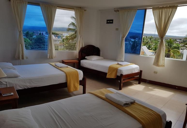 Gloria-Galápagos Inn, Puerto Ayora, Τρίκλινο Δωμάτιο, Δωμάτιο επισκεπτών