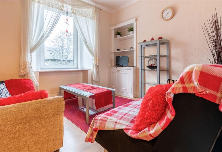 Tony Asga - Hamza Apartment, Edinburgh