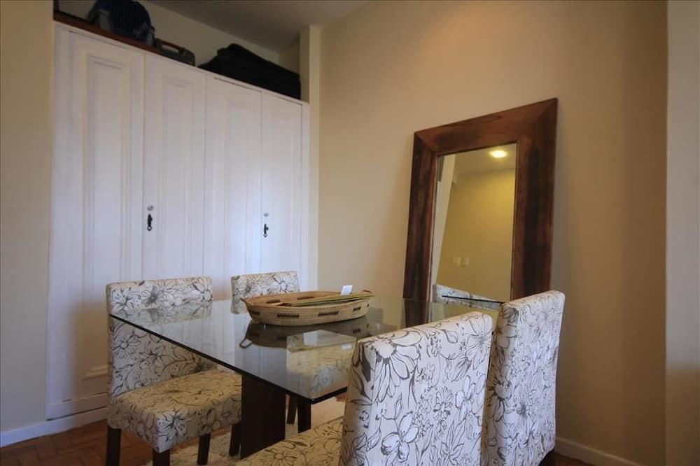 Apartmán s 1 ložnicí - Stravování na pokoji