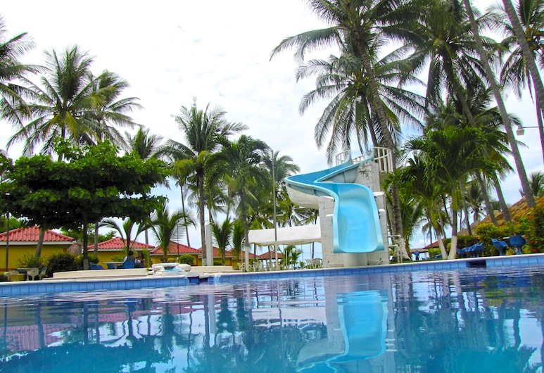Tropiclub Playa El Cuco, เอลคูโค