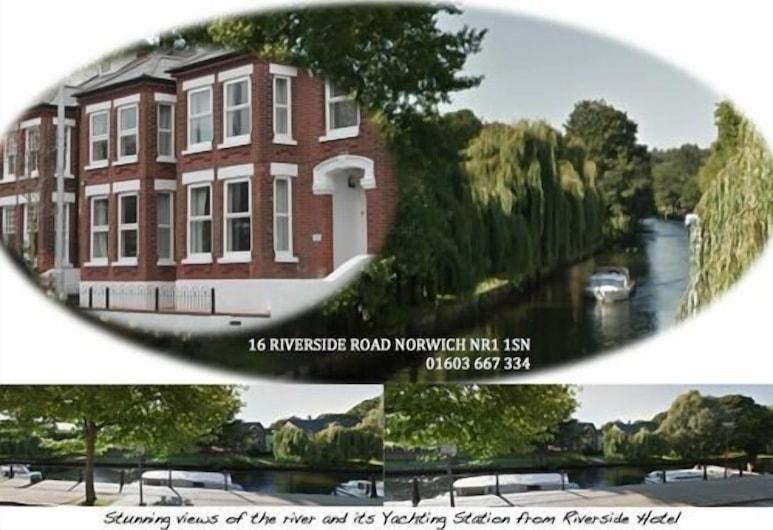Riverside Hotel Bed and Breakfast, Norwich