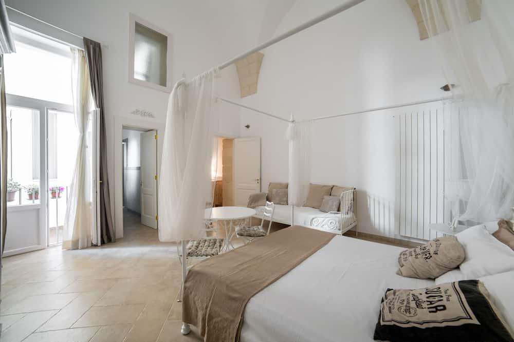 套房, 2 間臥室, 相連客房 - 客房