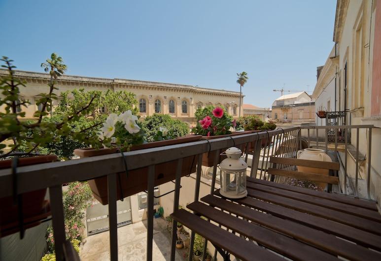 Nuvole Barocche B&B, Lecce, Camera doppia, balcone, vista città, Balcone
