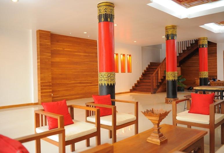 Sukkasem Hotel, Nan, Khu phòng khách tại tiền sảnh