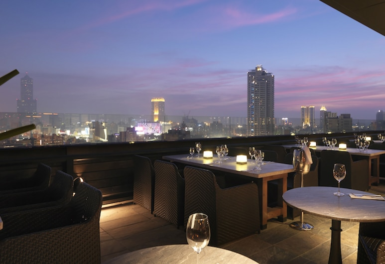 Hotel Dua, Kaohsiung, Hotelbar