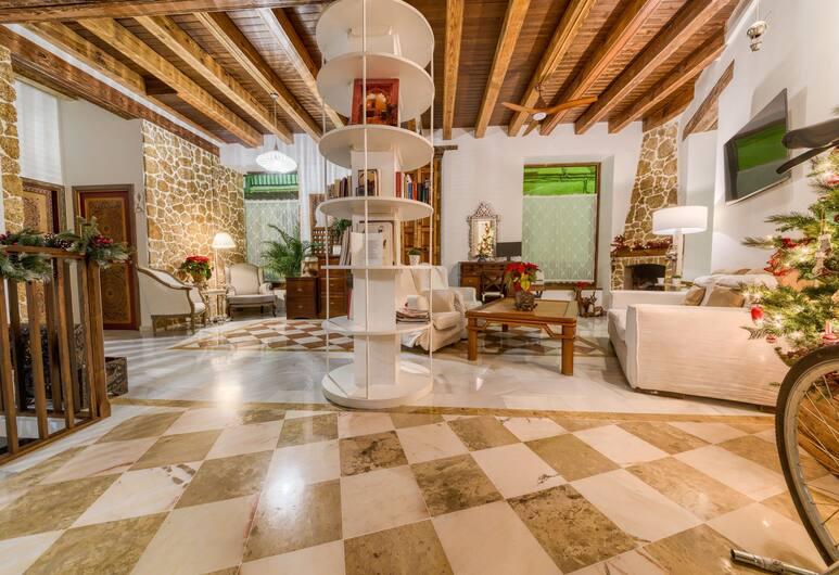 Hotel Argantonio, Cadiz, Powierzchnia mieszkalna