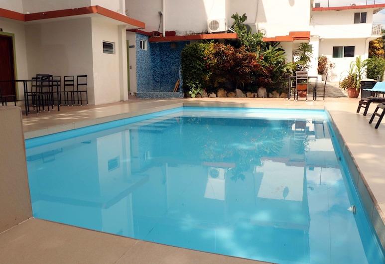 Hotel La Quinta Santa Elena, Palenque, Uima-allas