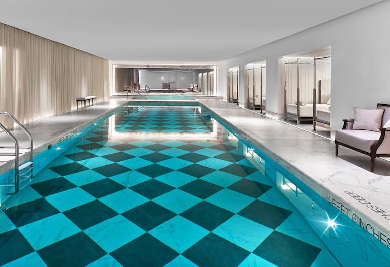 Baccarat Hotel and Residences New York, New York, Inomhuspool