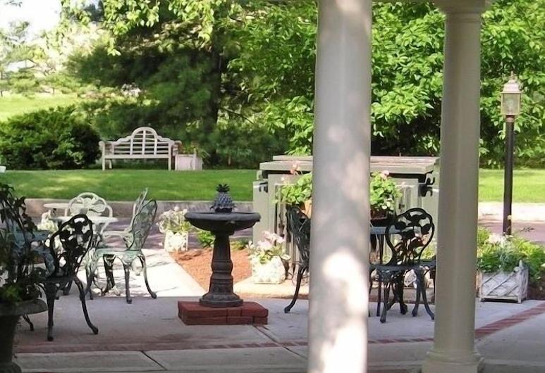 Kirkwood Inn, Mason, Teras/Veranda
