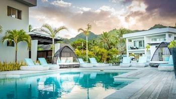 Picture of Crystal Blue Lagoon Villas in Rarotonga