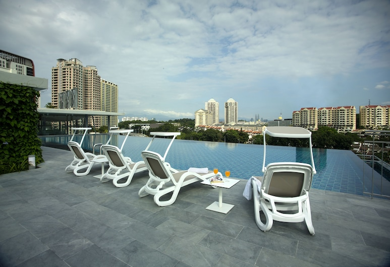 The Signature Hotel & Serviced Suites Kuala Lumpur, Kuala Lumpur, Children's Play Area – Outdoor