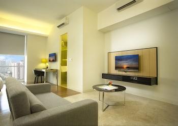 Fotografia hotela (The Signature Hotel & Serviced Suites Kuala Lumpur) v meste Kuala Lumpur