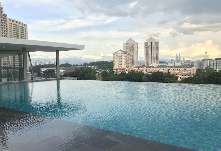 吉隆坡特色服務式套房酒店, 吉隆坡, 室外泳池