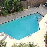公寓客房, 2 間臥室 (Sand Dancer) - 室外游泳池