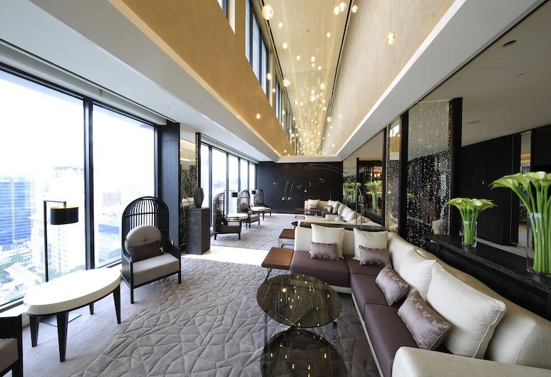 Solaria Nishitetsu Hotel Seoul Myeongdong, Seoul, Ruang Duduk Lobi