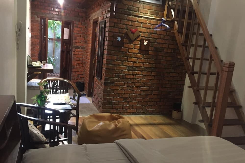 Deluxe Duplex  - Obývacie priestory