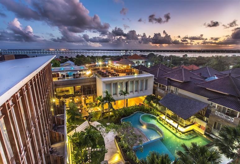 The Lerina Hotel Nusa Dua, Nusa Dua, Ansicht von oben