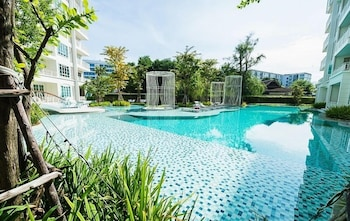 Picture of Summer Huahin Condo 2 Bedrooms Pool View By Dome in Hua Hin (and vicinity)