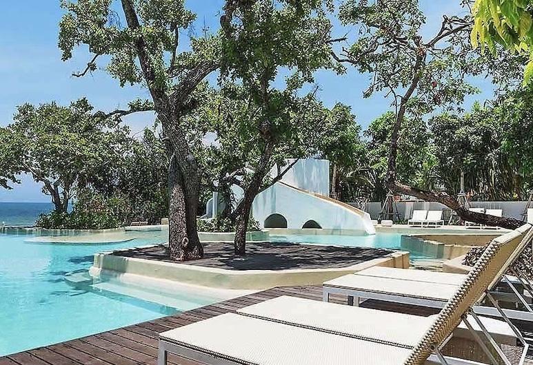 華欣切羅納圓頂花園景公寓, Hua Hin, 海灘