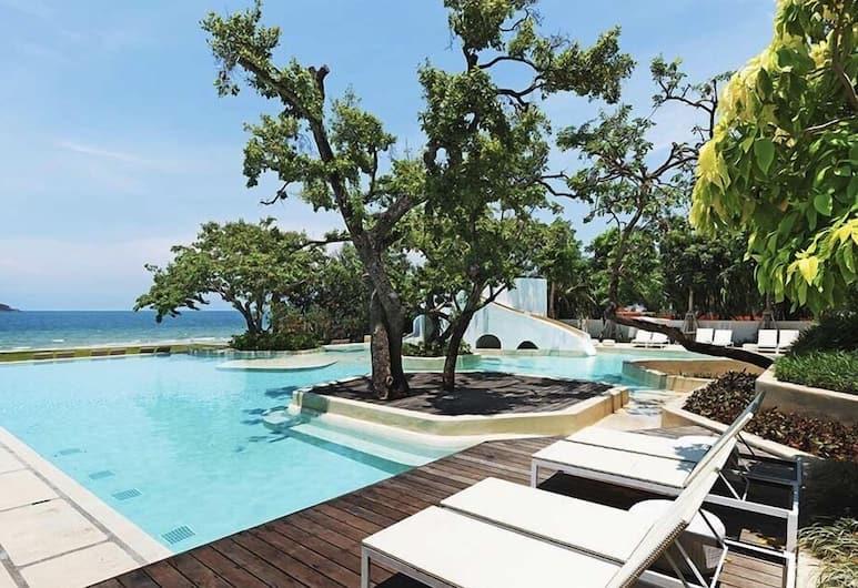 華欣切羅納圓頂花園景公寓, Hua Hin, 室外泳池