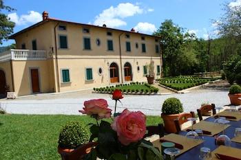 Naktsmītnes La Cantina Relais - Fattoria Il Cipresso attēls vietā Arezzo
