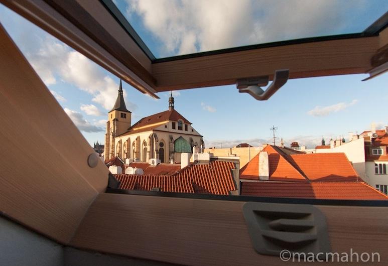 Dolce Vita Suites Hotel, Praga, Quarto quádruplo, 2 quartos, Vista para a cidade, Quarto