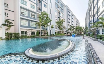 Picture of The Trust Huahin Condo Garden View by Dome in Hua Hin (and vicinity)