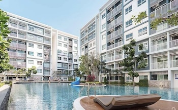 Picture of The Trust Huahin Condo Pool View by Dome in Hua Hin (and vicinity)