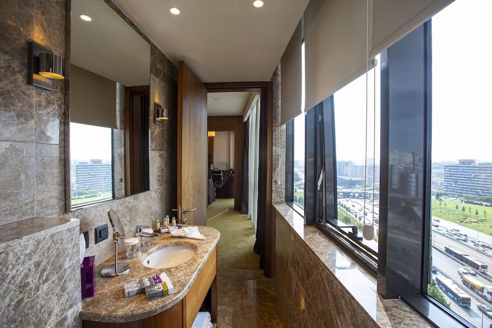 Junior Suite Room - 浴室