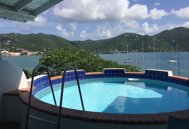Fort Burt Hotel, Bandar Road, Suite, 1 Bedroom, Private Pool, Bilik Tamu