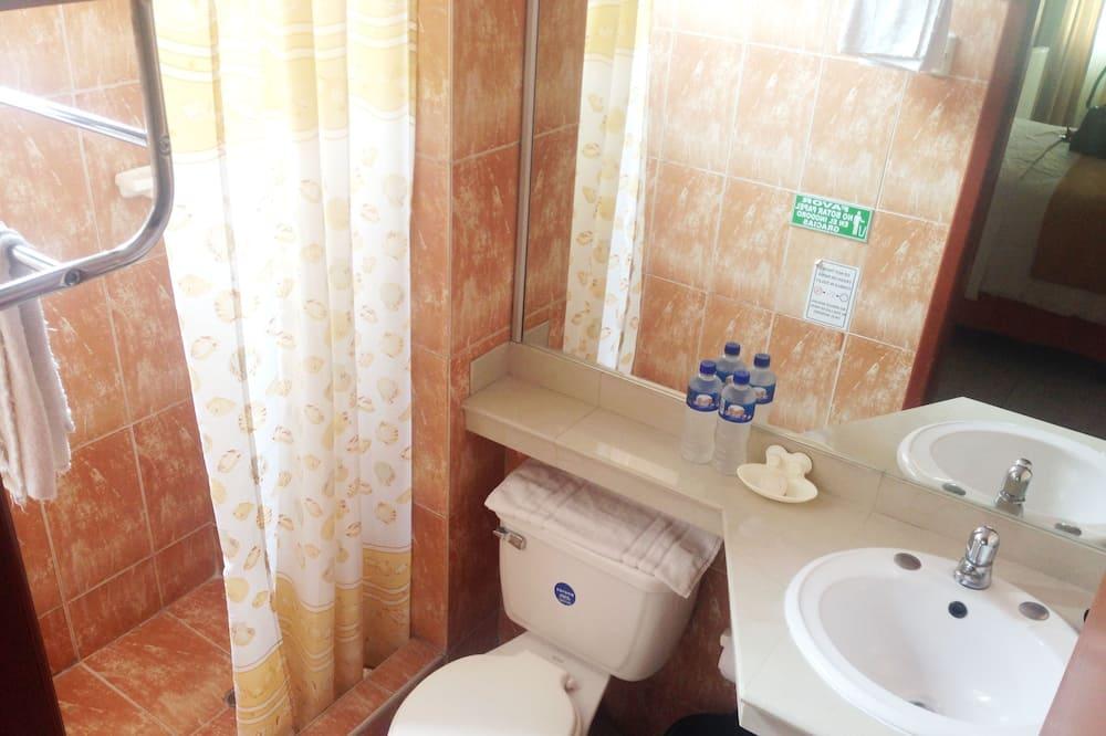 Executive Suite - Bilik mandi
