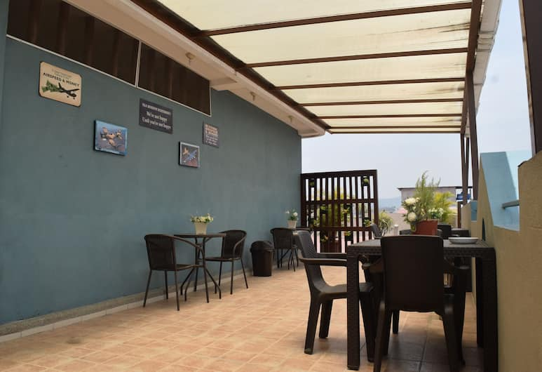 Hotel Air Suites, Guayaquil, Terrasse/Patio