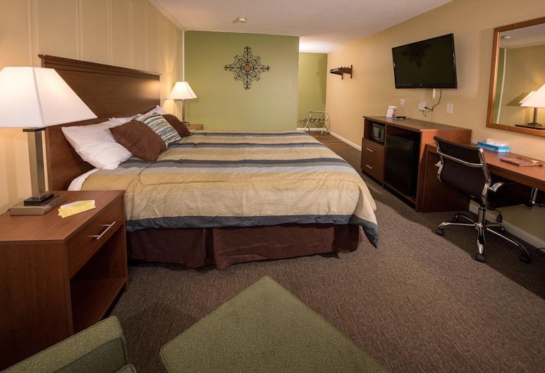 Fair Value Inn, Rapid City, Camera Tradizionale, 1 letto king, Camera
