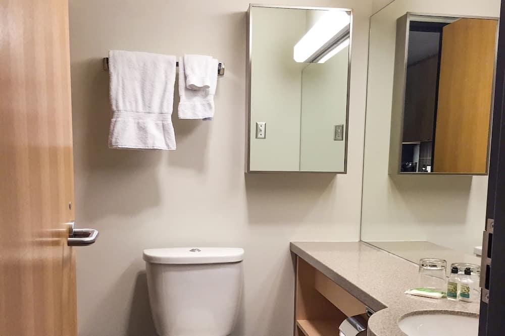ห้องพัก, 2 ห้องนอน - ห้องน้ำ