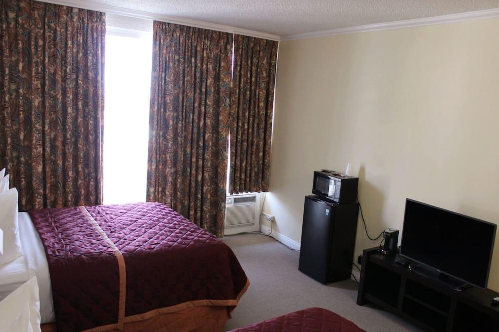 Standard Room, 1 King Bed, Balcony - Microwave
