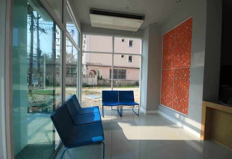 Karon Sea Side, Karon, Lobby Sitting Area